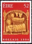 Nativity – 11th century –Ivory plaque
