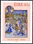 From Les Riches Heures du Duc de Berry – Adoration of the magi