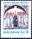 Holy Spirit descending on the Apostles – Codex Syriacus