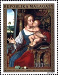 Virgin of the Cherries and Child