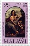 Virgin, Infant Jesus and St. Anne