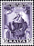 Madonna and Child – 770th Anniversary of the Presentation of the Scapular to St. Simon Stock