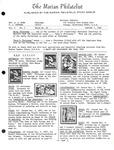 The Marian Philatelist, Whole No. 22
