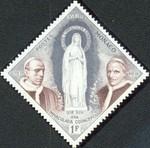 Virgin Mary, Popes Pius IX and XII