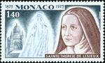 Virgin Mary, St. Teresa of Lisieux, Basilica