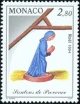 Mary – Figurine from Provence