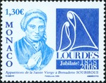 150th Anniversary of Apparition at Lourdes