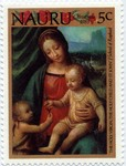 Mother and Child with St. John