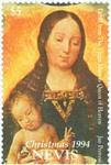 Virgin Mary, Queen of Heaven (detail)