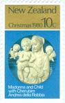 Madonna and Child with Cherubin