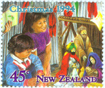 Children – Nativity Scene