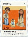 Joseph, Mary and Child