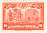 Coats of Arms of New York and Asunción