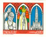 Visit of Pope Paul VI to Fatima