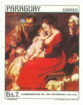 The Holy Family with Saints Elizabeth and John the Baptist