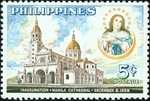 Manilla Cathedral – Virgin Mary
