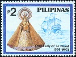 Our Lady of the Rosary of La Naval, 400th anniversary