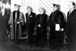 President Edwardo Frei-Montalvo of Chile, Recipient of the Marianist Award, 1967