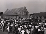 Inauguration Ceremony in the Congo, 1950