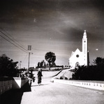 Church in Kalemie, Congo, 1946