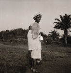 Woman with Baby, circa 1950