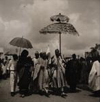 Procession in Africa, circa 1950