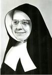 Sister Mary Amatora, O.S.F., circa 1960