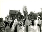 Procession of Our Lady of Scherpenheuvel, circa 1950