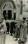Members of the Eastern Church at Lourdes, 1958