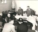 The Lourdes Medical Bureau, circa 1950