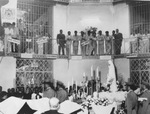 Mass in Regina Coeli Prison, 1959