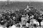 Crowd at Fatima, circa 1958