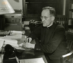 Fr. Lawrence Monheim, circa 1950