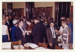 Guests at Marian Library 20th Anniversary Celebration, 1963