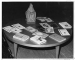 Marian Library Publications Display, 1959