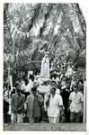 Fatima processional in Vanuatu, 1951