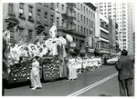 May procession in New York, circa 1966