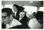 Marianist Sisters Travelling by Bus