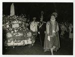 Fatima Statue Driven in Procession