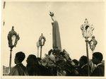 Pilgrim Image of Fatima in Lisbon