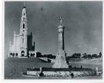 Sacred Heart Statue at Fatima