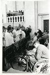 Cardinal De Gouveia Annointing of the Sick