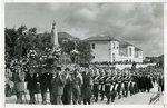 Fatima Statue in Procession