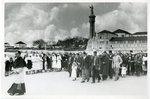 Fatima Procession in Winter