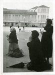 Pilgrims Praying at Fatima