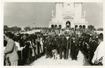 Shepherds in Fatima Procession