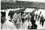 Priests in Fatima Procession
