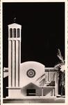 Notre Dame de Pointe-Noire church postcard