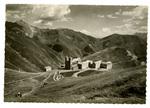 La Salette church postcard