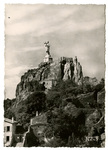 Our Lady of France postcard